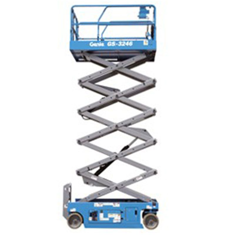 Blue Access Scissor Lift