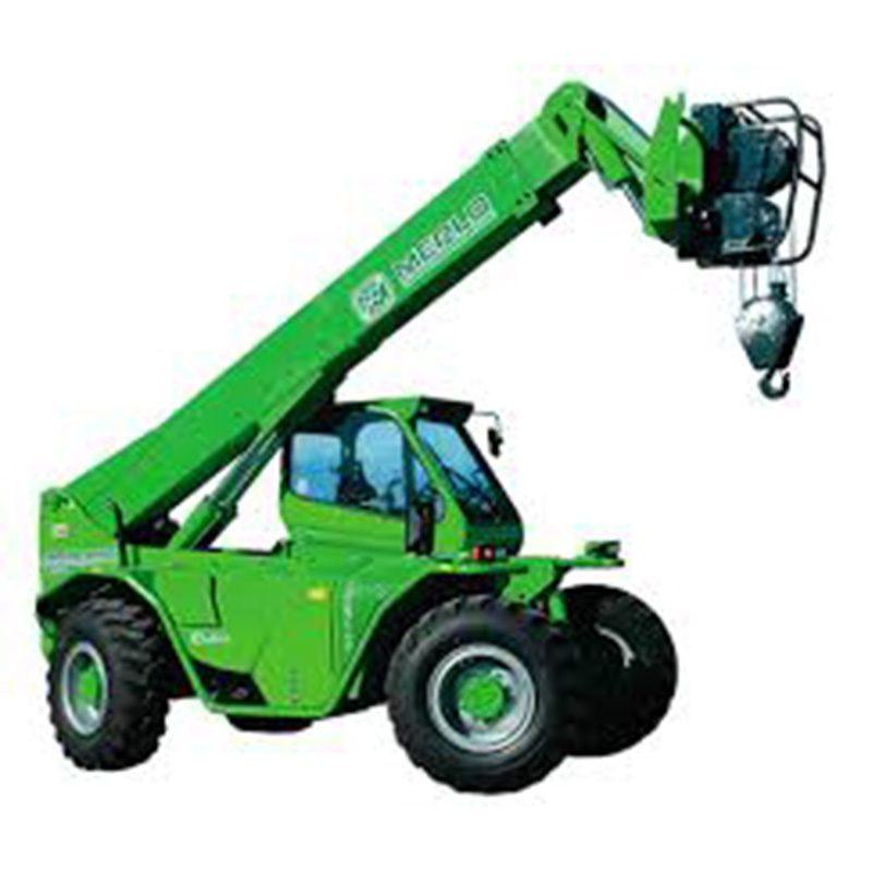 Green Monster Telehandler