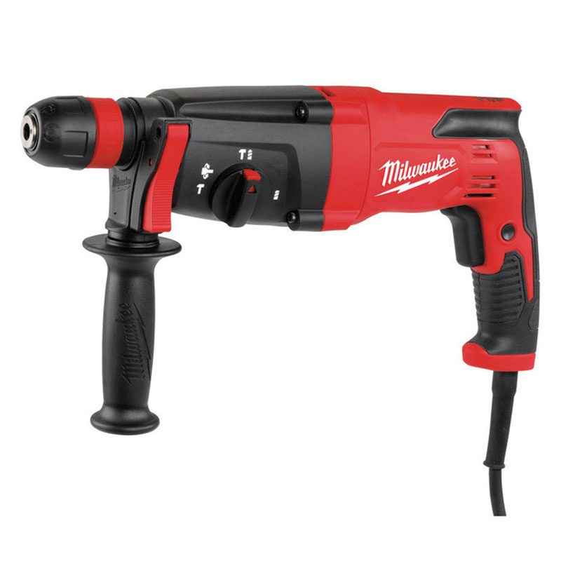 Red and Black small 110V drill