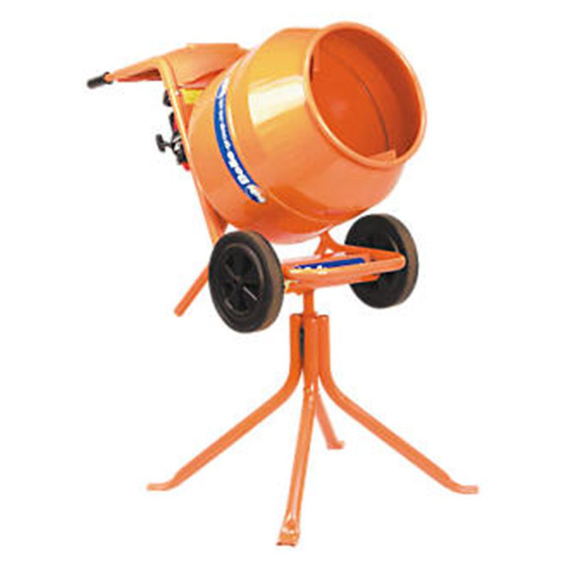 110V Orange Mixer